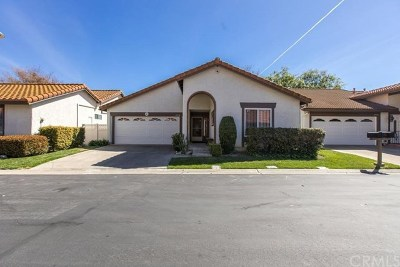 Mission Viejo CA Single Family Home For Sale: $555,000