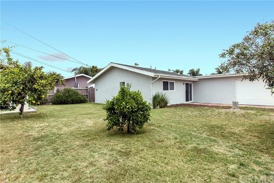 Huntington Beach Single Family Home Active Under Contract: 19431 Bluegill Circle