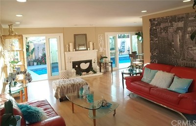Fountain Valley Single Family Home For Sale: 18591 Palm Street