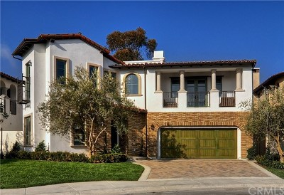 Dana Point Single Family Home For Sale: 35211 Del Rey