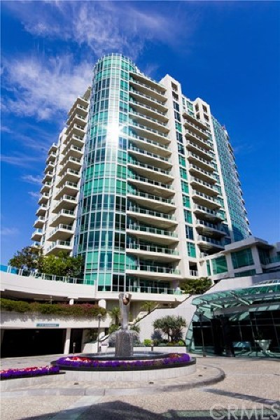 Marquee At Park Place (Marq) Condo/Townhouse For Sale: 3141 Michelson Drive #603