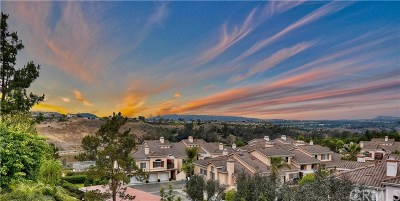Laguna Niguel Condo/Townhouse For Sale: 28695 La Siena