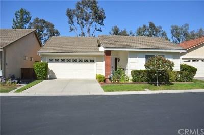 Mission Viejo Single Family Home For Sale: 23326 Villena