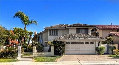Huntington Beach Single Family Home For Sale: 16962 Coral Cay Lane
