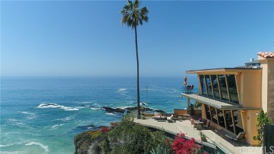 Laguna Beach Residential Lots & Land For Sale: 31887 Circle Drive
