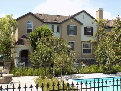Aliso Viejo Condo/Townhouse For Sale: 51 Tulare Drive