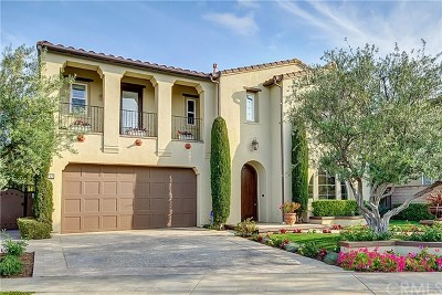 Irvine Single Family Home For Sale: 102 Pageantry