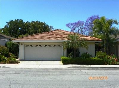Irvine Single Family Home For Sale: 39 Castillo