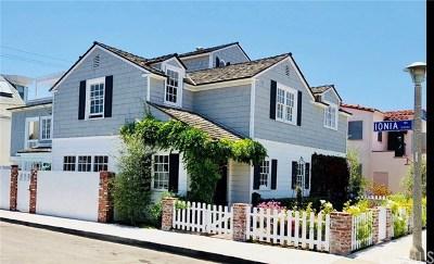 Long Beach Single Family Home For Sale: 46 Giralda Walk