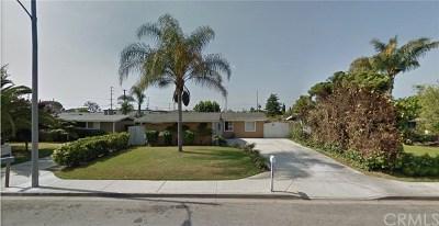 Costa Mesa Single Family Home For Sale: 713 Center Street