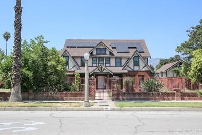 San Bernardino Single Family Home For Sale: 120 W Marshall Boulevard