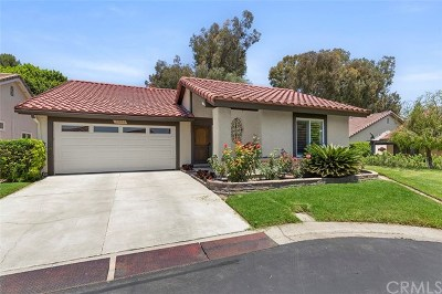 Mission Viejo Single Family Home For Sale: 24086 Silvestre