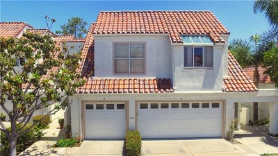 Dana Point Condo/Townhouse For Sale: 13 La Paloma