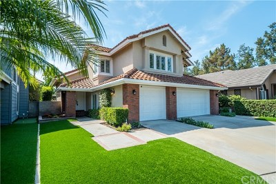Rancho Santa Margarita Single Family Home For Sale: 10 Rainier