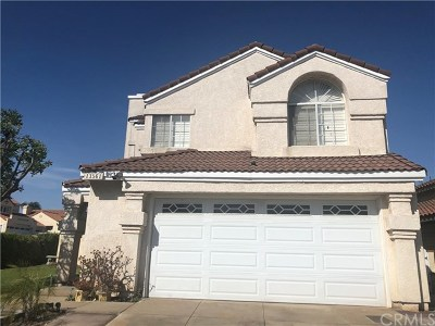 Chino Hills Single Family Home For Sale: 13561 Softwind Drive