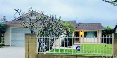 Cerritos Single Family Home For Sale: 18734 Bloomfield Avenue