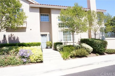 Rancho Santa Margarita Condo/Townhouse For Sale: 2 Morning Glory