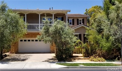 San Clemente Single Family Home For Sale: 1634 Vista Luna