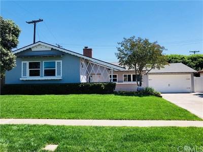 Anaheim Single Family Home For Sale: 2414 E Romneya Drive