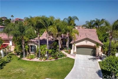 West Covina Single Family Home For Sale: 2811 E Hillside Drive