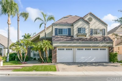 Rancho Santa Margarita Single Family Home For Sale: 10 Muirfield