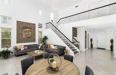 Irvine Single Family Home For Sale: 9 Roseleaf