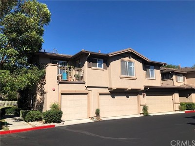 Aliso Viejo Condo/Townhouse For Sale: 9 Red Bud