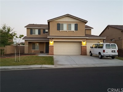 Lake Elsinore Single Family Home For Sale: 36573 Geranium Drive