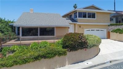 San Clemente Single Family Home For Sale: 4014 Calle Bienvenido