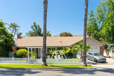 San Juan Capistrano Single Family Home For Sale: 28092 Calle San Remo