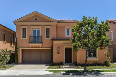 Irvine Single Family Home For Sale: 45 Tesoro