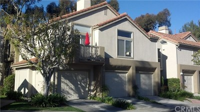 Laguna Niguel Condo/Townhouse For Sale: 17 W Glen Cv Court W