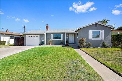 Garden Grove Single Family Home For Sale: 9131 Sherlock Lane