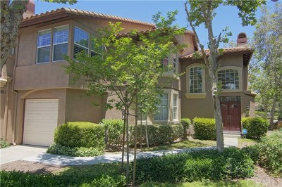 Rancho Santa Margarita Condo/Townhouse For Sale: 215 Pasto Rico