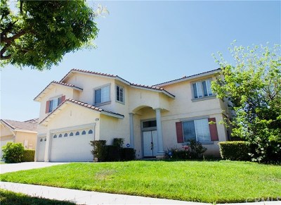 Rancho Cucamonga Single Family Home For Sale: 9379 Live Oak Drive