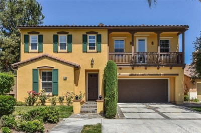 Irvine Single Family Home Active Under Contract: 45 Topanga