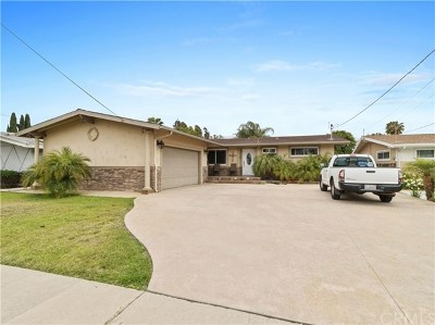 Single Family Home For Sale: 31432 Galano Way