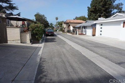 San Clemente Multi Family Home For Sale: 133 Loma Lane