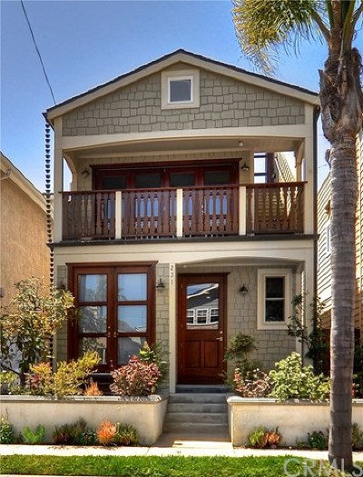 Seal Beach Single Family Home For Sale: 231 15th Street
