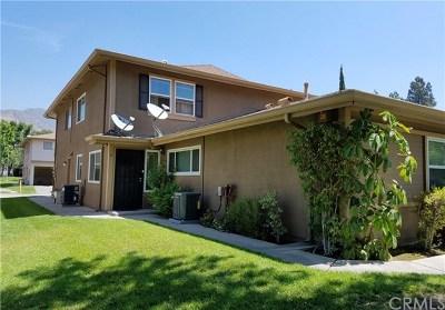 Azusa CA Condo/Townhouse For Sale: $310,000
