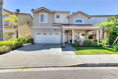 Aliso Viejo Single Family Home For Sale: 57 Cayman Brac
