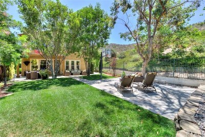 Rancho Santa Margarita Single Family Home For Sale: 5 Freesia