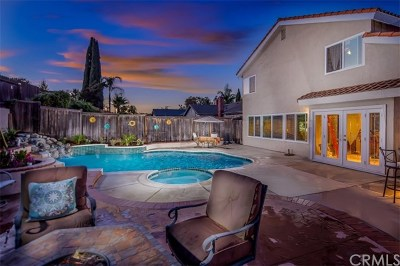 Mission Viejo CA Single Family Home For Sale: $829,900