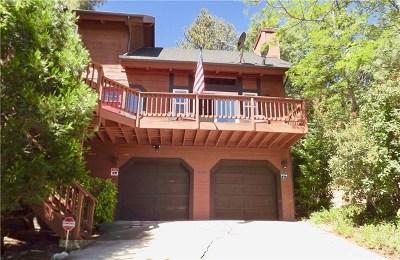 Lake Arrowhead CA Single Family Home For Sale: $515,000