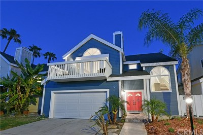 Long Beach Single Family Home For Sale: 376 Audra Drive