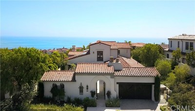 Newport Coast Single Family Home For Sale: 82 Archipelago Drive