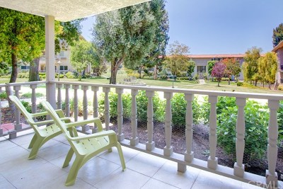 Laguna Woods Condo/Townhouse For Sale: 2401 Via Mariposa W 1g