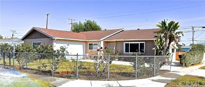 Garden Grove Single Family Home For Sale: 10272 Kern Avenue