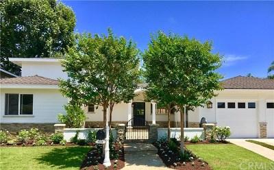 Newport Beach Single Family Home For Sale: 1526 Dorothy Lane