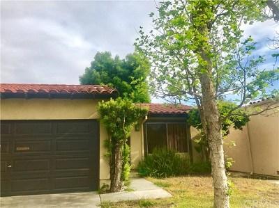 San Juan Capistrano Single Family Home Active Under Contract: 26672 Calle Lorenzo